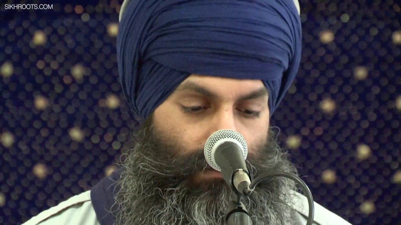 """Fantasies & Hukam: Overcoming Sadness"" - Bhai Satpal Singh (Nanak Naam, UK) - English Katha"