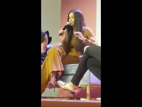 Ipsy Live NYC 2019: Sit Down With Ciara, La La Anthony & Yolanda | Slayed Secrets thumbnail