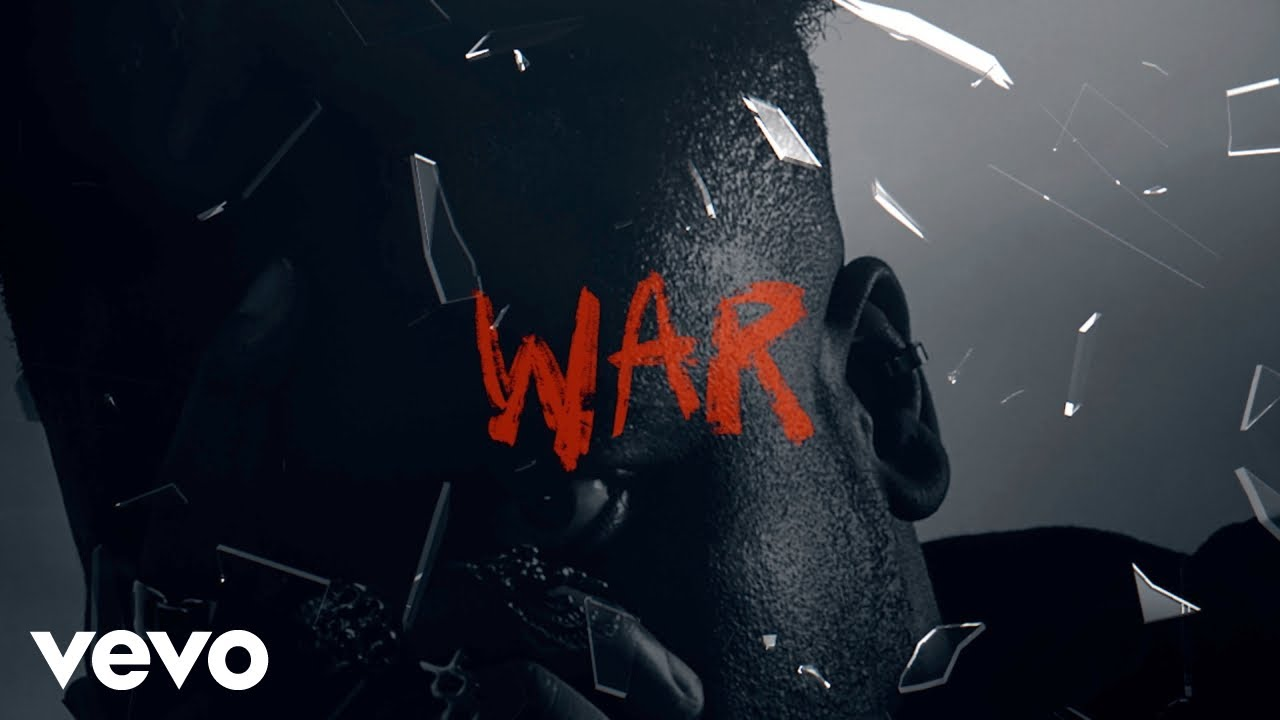 Tedy - War (Stripped Down) (Official Lyric Video)