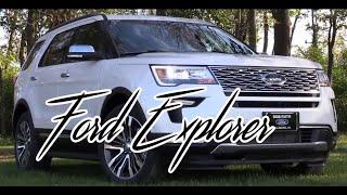 2019 Ford Explorer Плюсы и минусы автомобиля