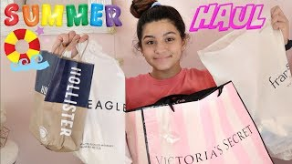 SUMMER HAUL 2019 :TRY ON