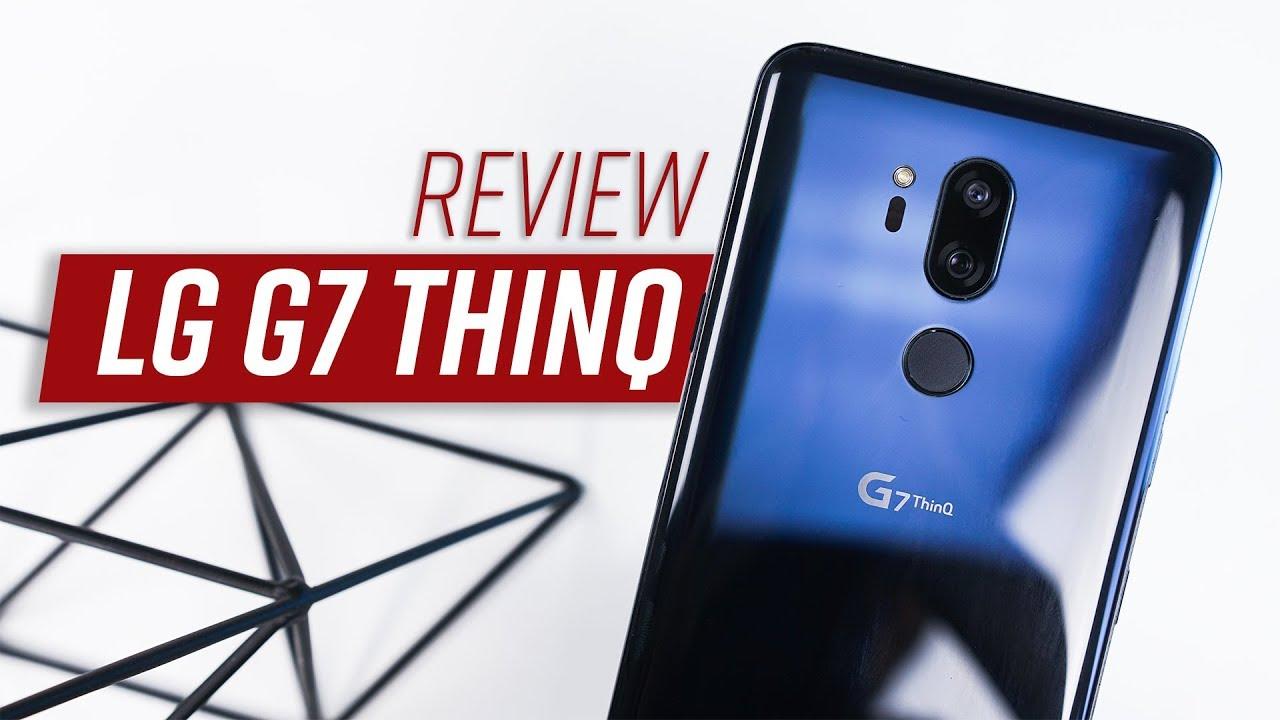 Đánh giá nhanh LG G7 ThinQ: cận cao cấp rất đáng mua