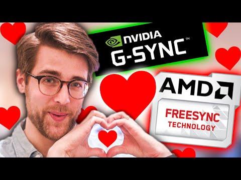 Nvidia LOVES Freesync!?