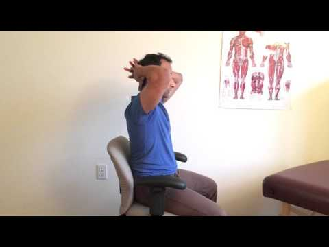 Simple Fix For Upper Back Stiffness