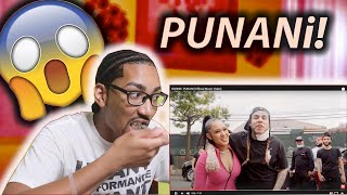 6IX9INE- PUNANI (Official Music Video) REACTION!!