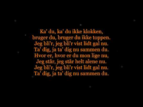 Chokit - Ta' dig nu sammen du(MGP 2011) + Lyrics