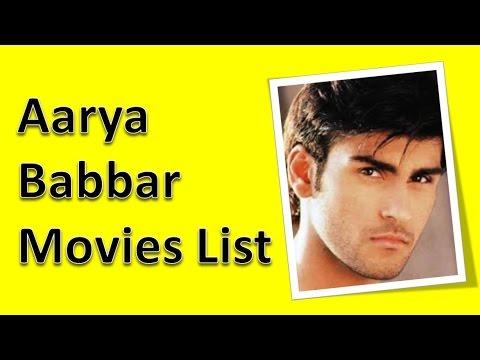 Aarya Babbar Movies List