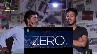Pakistani Reacts To | Zero | Shah Rukh Khan | Aanand L Rai | Anushka | Katrina | Reaction Express