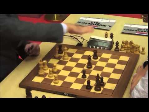 Evgeny Tomashevsky vs Alexander Morozevich - Blitz Chess Ending