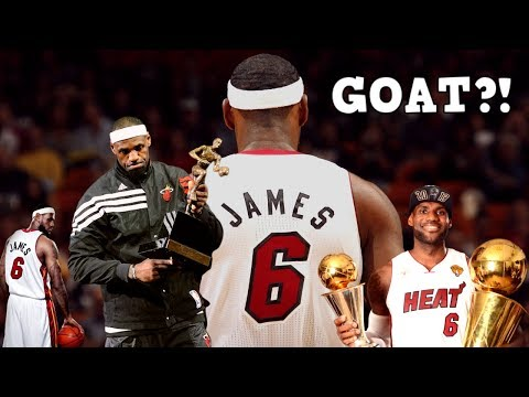 LeBron James BEST Highlights While Wearing No. 6