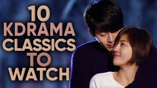 10 Best Korean Drama Classics Everyone Needs to Binge Watch [FT. HappySqueak]