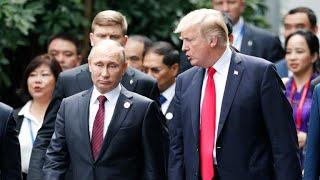 Trump ignores advisers, congratulates Putin on re-election