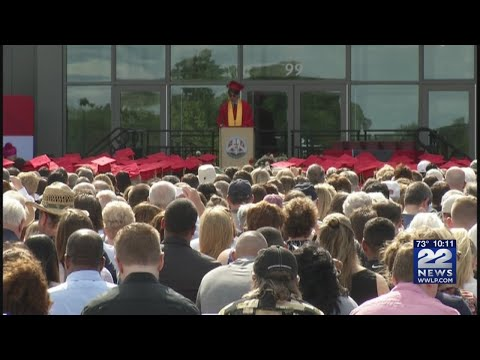 New Pope Francis High School celebrates first commencement