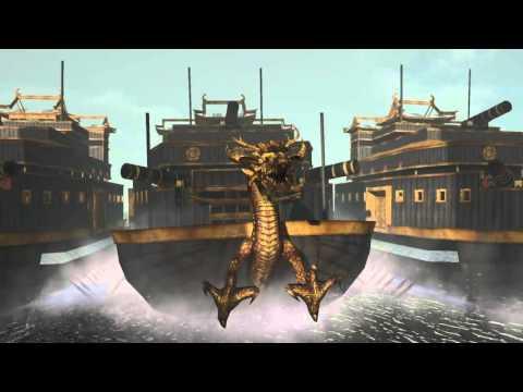 SAMURAI WARRIORS 4-II - Takakage Kobayakawa & Motonari Mori Part 1