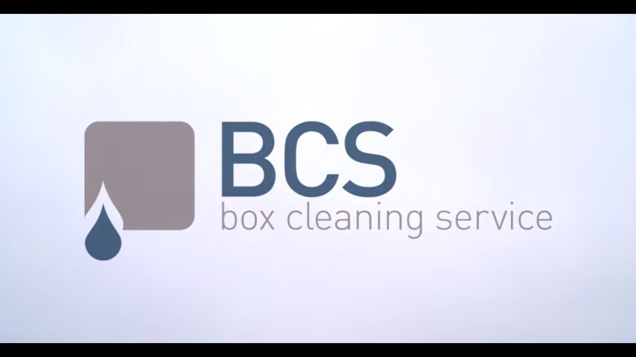 Box Cleaning Service - Homepage