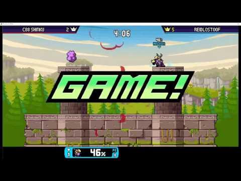 (Shinku)Kragg VS Absa(ReidlosToof)