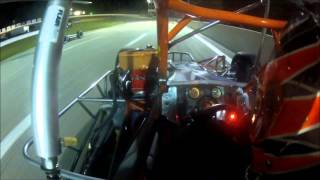 Mike Netishen Lee USA Speedway SB Supermodified Win Race Three 5/17/2013