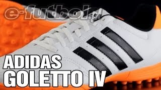 Adidas Goletto IV TRX TF F33033 w www.e-futbol.pl