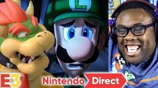 NINTENDO DIRECT E3 2019 - Reaction & Thoughts