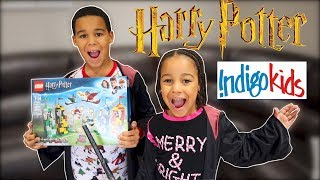 FamousTubeKIDS Pretend Magic with Harry Potter