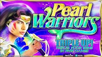 Pearl Warriors White Akoya slot machine, DBG 1