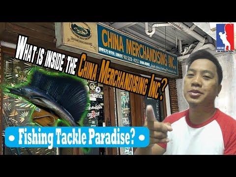 Fishing Tackle Shop Sa Manila China Merchandising Inc