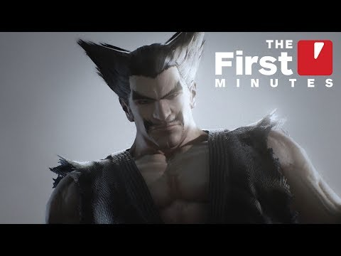 The First 15 Minutes of Tekken 7