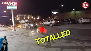 Bikers Chase Down Drunk Driver After Hit-And-Run!