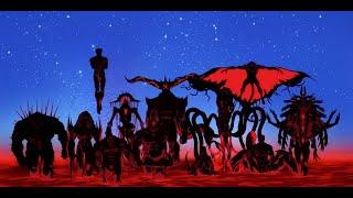 Кровь Зевса - Русский трейлер (1-й сезон)  Аниме-Сериал 2020 (Netflix)