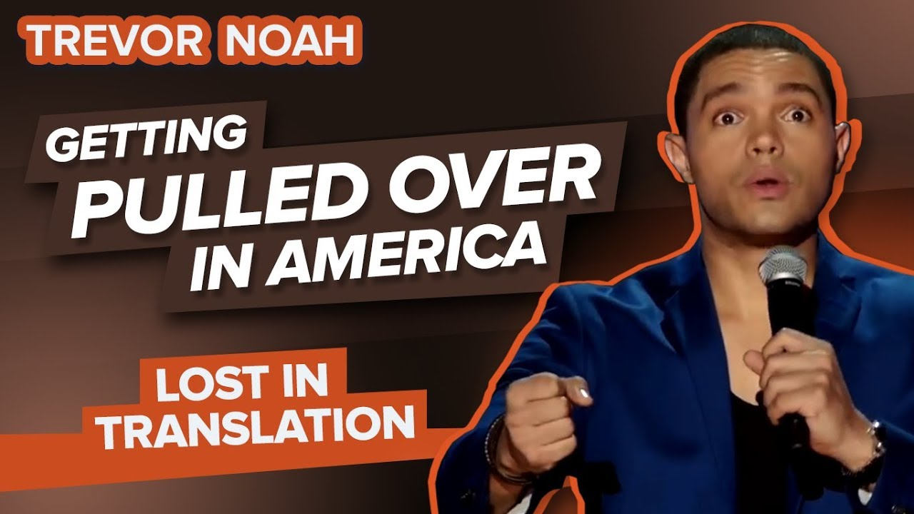 """Getting Pulled Over In America"" 
