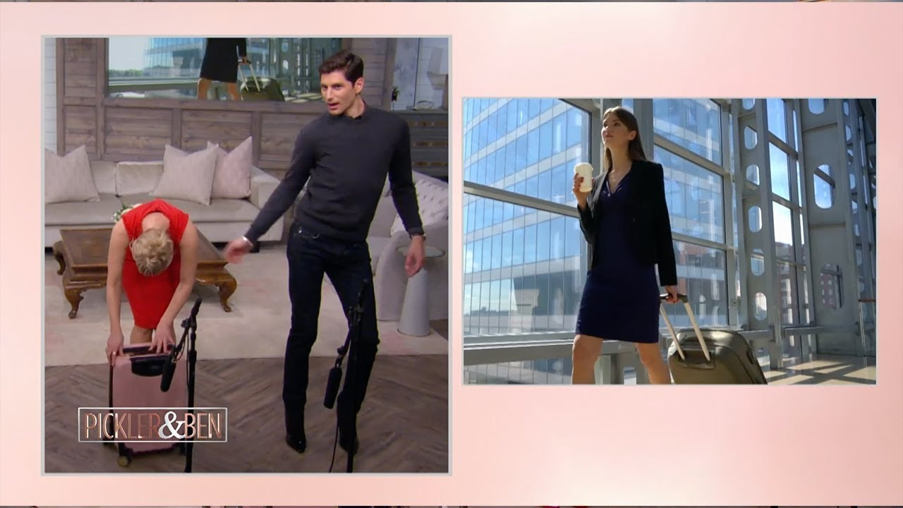 Kellie & Ben Learn How Movie Sound Effects Are Made! - Pickler & Ben