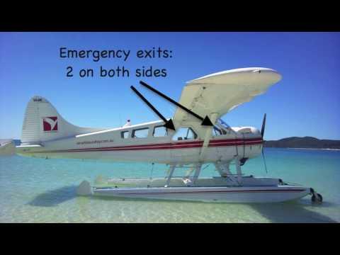 Air Whitsunday Video Brief Beaver