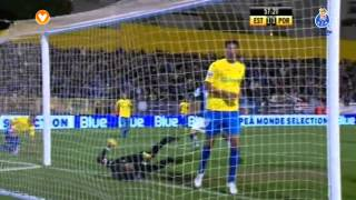 Liga Portuguesa 12/13 (7ªJ): Estoril 1-2 FC Porto (28-10-2012)