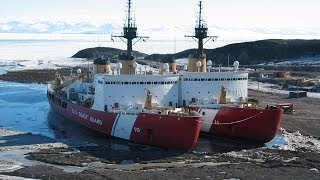 History of the U.S. Coast Guard Ice Breakers.