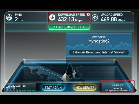 2016 How to get High Internet Speed for Free | 500-800 ...