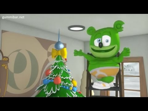 Gummibär O CHRISTMAS TREE Cover Holiday Gummy Bear Song