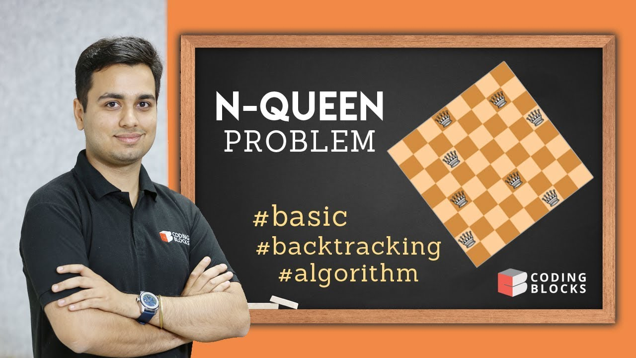 N-Queen using Backtracking | Resources Coding Blocks