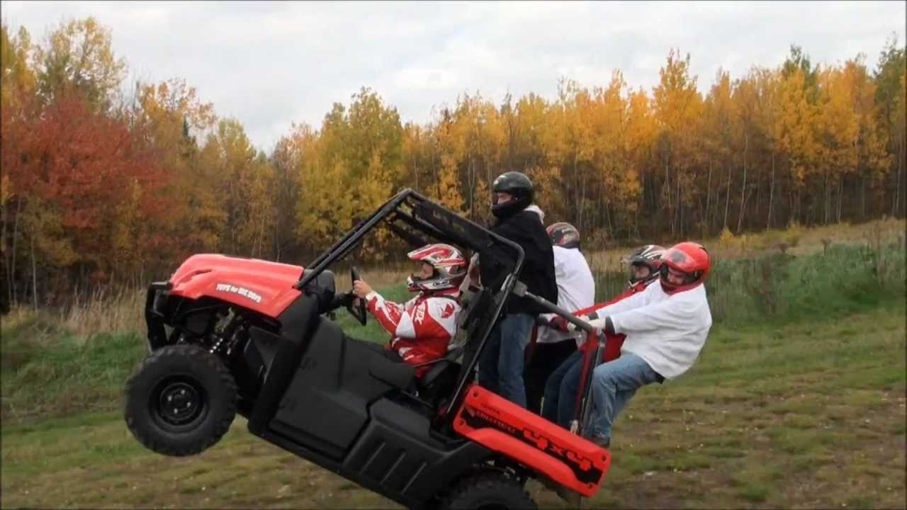 guinness world record wheelie on a utv side by side by roger leblanc youtube. Black Bedroom Furniture Sets. Home Design Ideas
