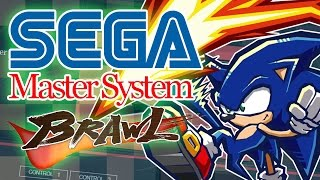 SEGA Master System Brawl - Walkthrough