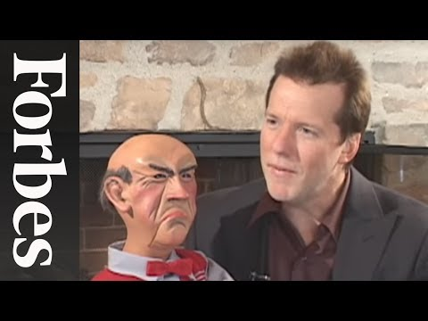 "Jeff Dunham's Mom Says, ""Clean Up Your Act!"""
