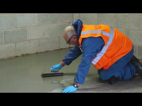 How To Apply Concrete Screed | Floor Paint Product Guide | Resincoat