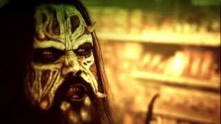 LORDI - The Riff (2013) // official clip // AFM Records