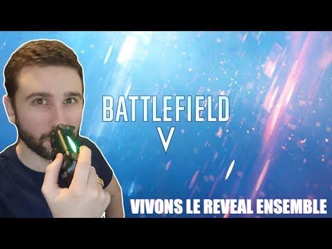 BATTLEFIELD V REVEAL - REVIVEZ L'EVENEMENT AVEC MOI !