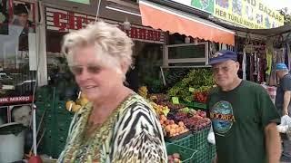 Прогулка на рынок в КОНАКЛЫ...и ПОКУПОЧКИ оттуда.май 2019