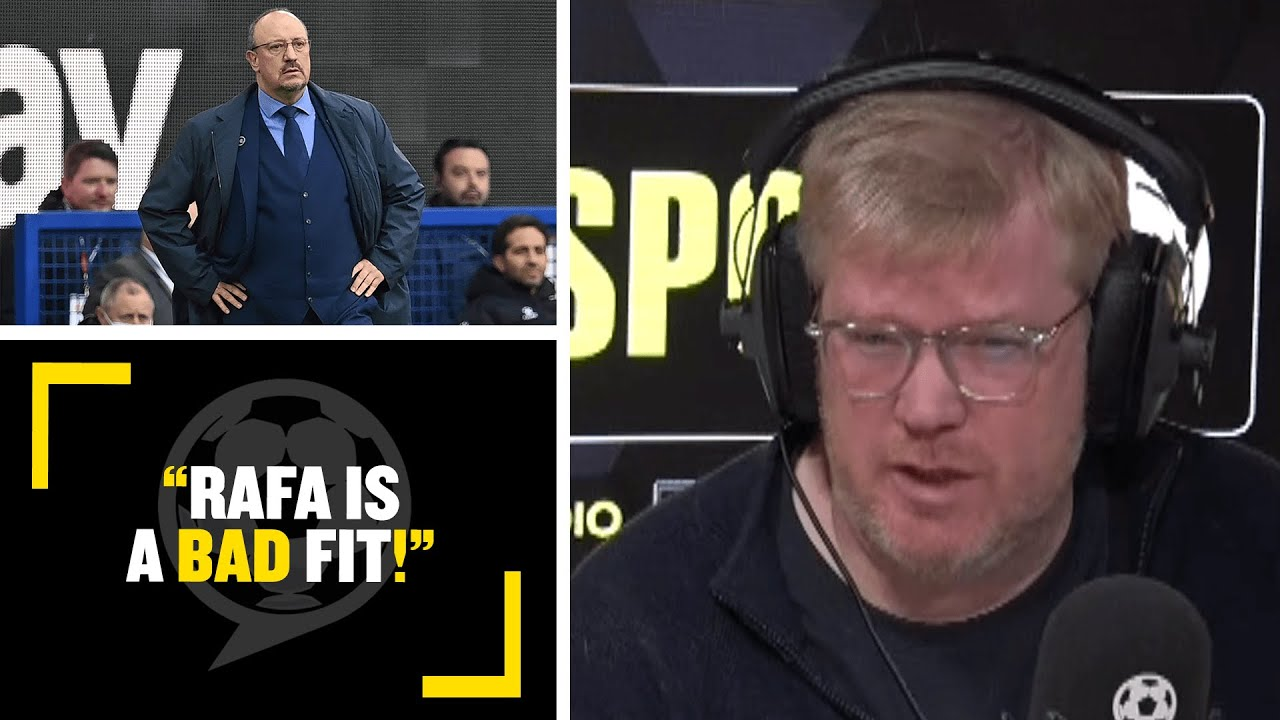 """Download """"RAFA IS A BAD FIT!"""" ❌ Adrian Durham SLAMS Benitez after Everton lost 5-2 at home to Watford!"""