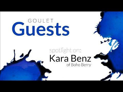 Goulet Guests: Spotlight on Kara Benz of Boho Berry