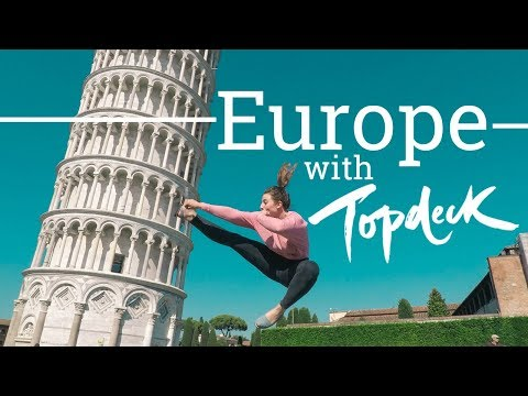 A EUROPEAN WONDER – 7 countries in 14 days