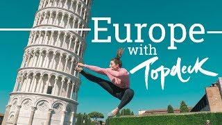 A EUROPEAN WONDER - 7 countries in 14 days