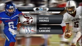 Thanksgiving Football: East Lyme at Waterford
