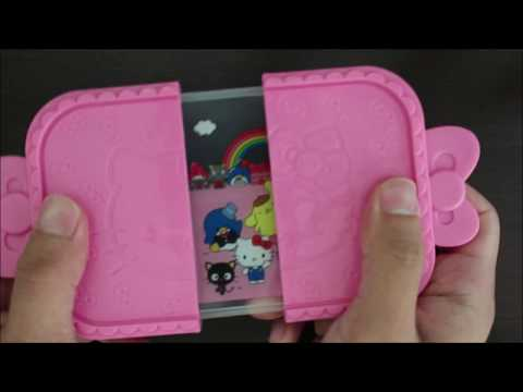Download Youtube: Hello Sanrio Hello Kitty Tea Tray McDonalds Happy Kids Meal Toy #8